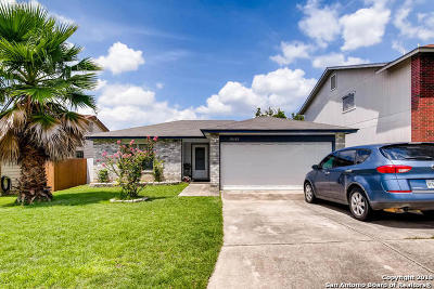 San Antonio Single Family Home New: 10482 Pine Glade