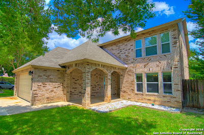 San Antonio Single Family Home New: 7706 Falcon Oak Dr