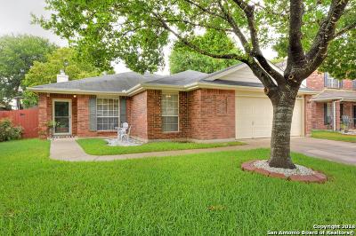 San Antonio Single Family Home New: 14318 Markham Glen