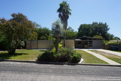 Single Family Home New: 114 Ridgehaven Pl