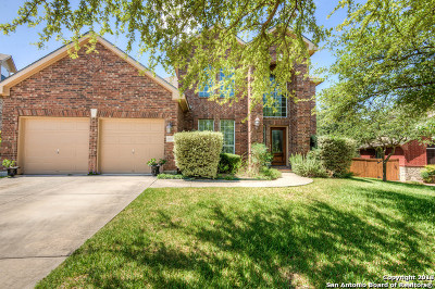 San Antonio TX Single Family Home For Sale: $355,000