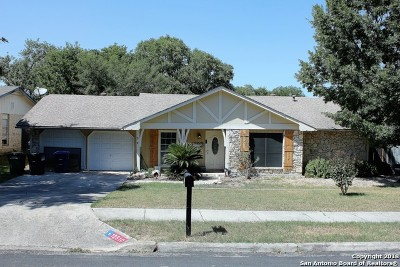 San Antonio Single Family Home Back on Market: 12510 La Bahia