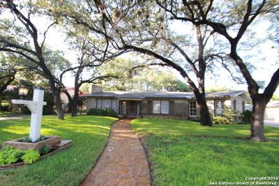 San Antonio Single Family Home New: 2517 W Gramercy Pl