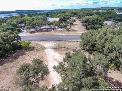 San Antonio Residential Lots & Land For Sale: 18790 Fm 2252