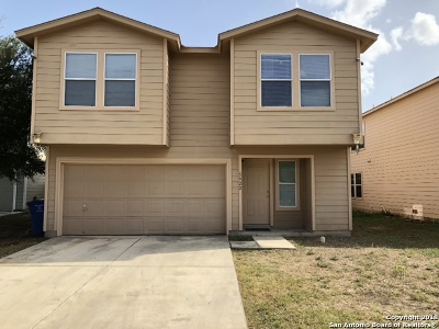 San Antonio Single Family Home For Sale: 5922 Campus Park