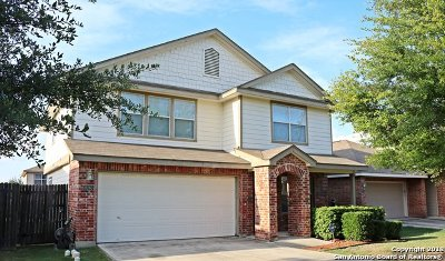 San Antonio Single Family Home New: 9263 Everton