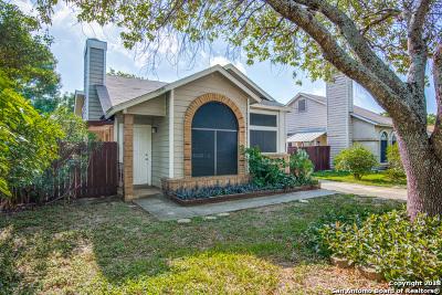 San Antonio Single Family Home New: 6312 Les Harrison Drive