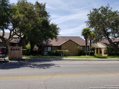 San Antonio Single Family Home New: 9332 Dover Ridge