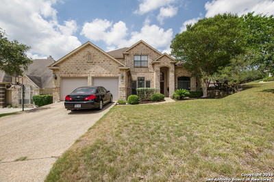 San Antonio Single Family Home New: 19419 Bridge Oak