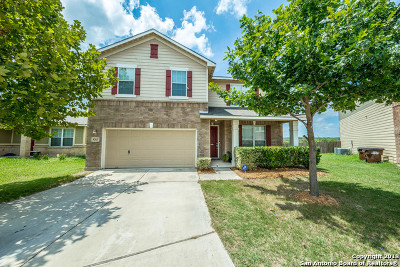 Bexar County, Medina County Single Family Home New: 9363 Durham Trace