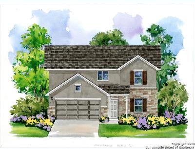 San Antonio Single Family Home New: 10322 Rosalina Loop