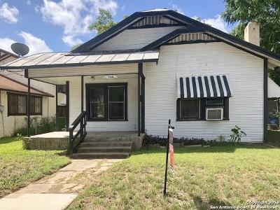 San Antonio Single Family Home New: 734 W Theo Ave