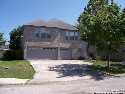San Antonio Single Family Home New: 7506 Legend Point Dr