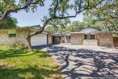 San Antonio Single Family Home New: 429 Skyforest Dr