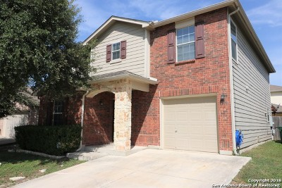 San Antonio Single Family Home New: 6515 Rosewood Crest