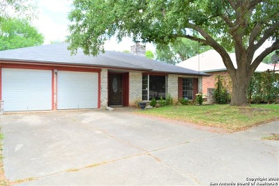 Schertz Single Family Home New: 5018 Crestwood Dr