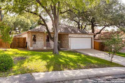 San Antonio Single Family Home New: 16143 Treeridge Pl