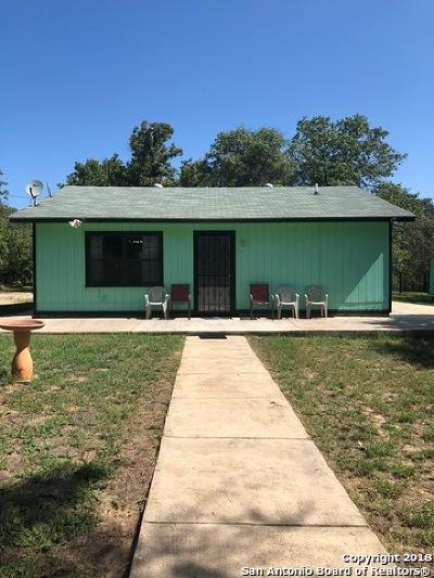 Single Family Home New: 1605 Double Tree