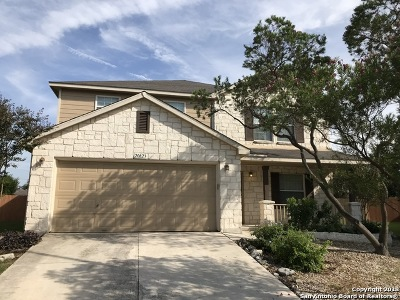 San Antonio Single Family Home New: 20823 Phlox Meadows