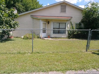 San Antonio TX Single Family Home New: $72,000