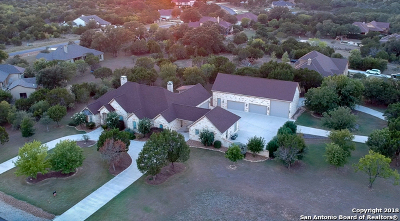 New Braunfels Single Family Home For Sale: 2715 Trophy Pt