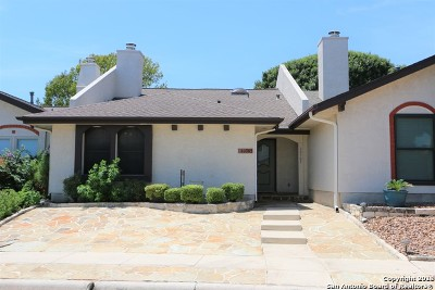 Bexar County Single Family Home New: 10305 Grand Circle