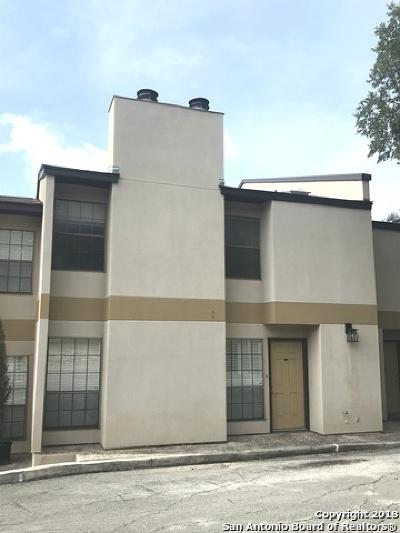 San Antonio Single Family Home New: 132 Grove Pl #A4