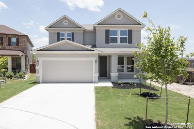 San Antonio Single Family Home New: 1606 Overlook Bend