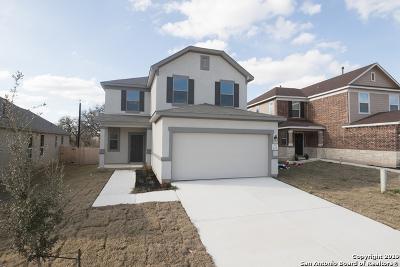 San Antonio Single Family Home New: 14338 Omicron Dr