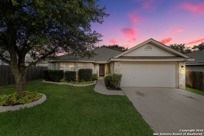 Helotes Single Family Home New: 11311 Mentmore