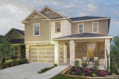 San Antonio Single Family Home New: 7367 Monets Garden