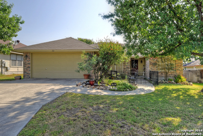New Braunfels Single Family Home Back on Market: 2161 Keystone Dr