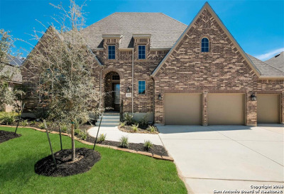 Bexar County, Medina County Single Family Home New: 25428 River Ledge