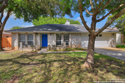 Single Family Home New: 13615 Earlywood Dr