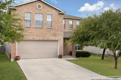 San Antonio Single Family Home Price Change: 11422 Liberty Field