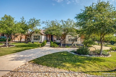 Timberwood Park Single Family Home New: 203 Hornpipe Hills