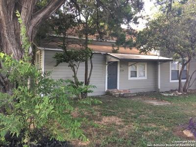 Single Family Home For Sale: 304 Gibbs Sprawl Rd