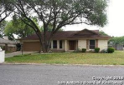 Bexar County Single Family Home New: 629 Fawndale Ln