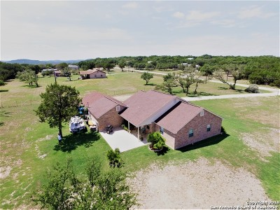Lakehills TX Single Family Home Active Option: $259,900