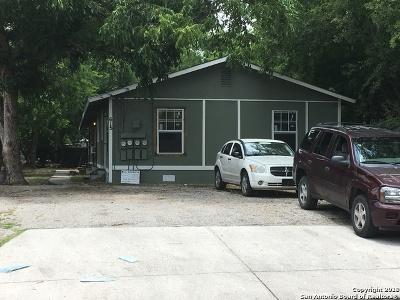 San Antonio Multi Family Home New: 615 Clovis Pl