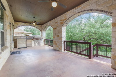 Single Family Home New: 11906 Lampasas Trail