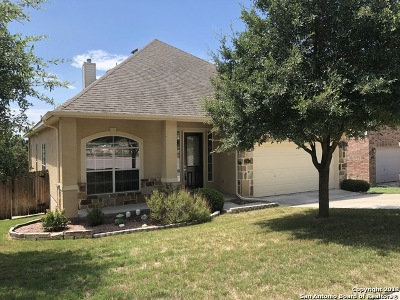 San Antonio TX Single Family Home Back on Market: $275,000