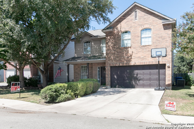 San Antonio TX Single Family Home New: $209,500