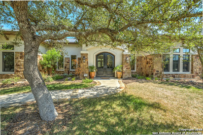 Boerne Single Family Home For Sale: 603 Rio Cordillera