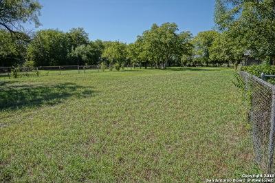 San Antonio Residential Lots & Land Back on Market: 1639 E Chavaneaux Rd