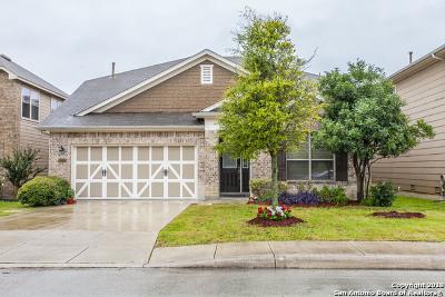 San Antonio Single Family Home Price Change: 13202 Piper Sonoma
