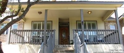 San Antonio Single Family Home New: 1315 Midnight Dr