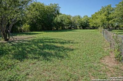 San Antonio Residential Lots & Land Back on Market: 1635 E Chavaneaux Rd