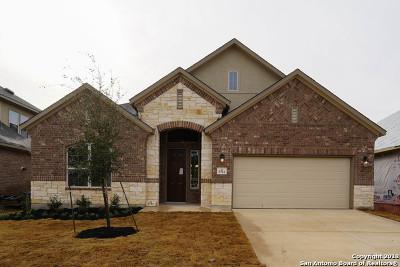 Bexar County Single Family Home New: 3714 Avia Oaks