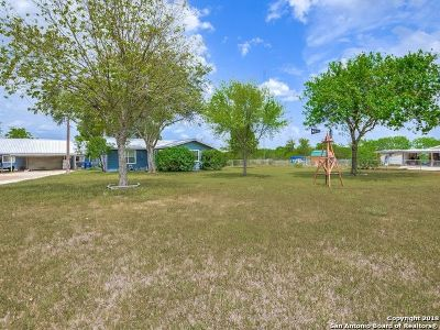 Seguin Single Family Home For Sale: 3878 Stagecoach Rd
